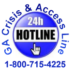 Link to Georgia Crisis Hotline
